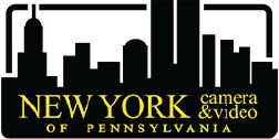 NY Camera and Video Logo